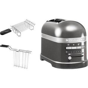 Toaster Artisan 5KMT2204EMS, silber, KitchenAid
