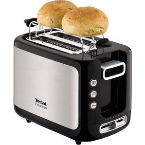 Toaster TT3650 Express, schwarz, Tefal
