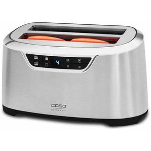 Toaster, silber, Caso