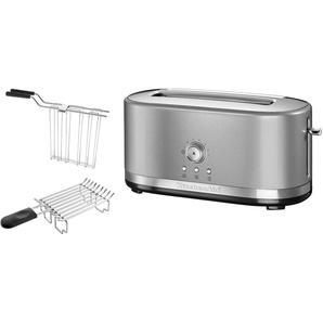 Toaster 5KMT4116ECU, silber, KitchenAid