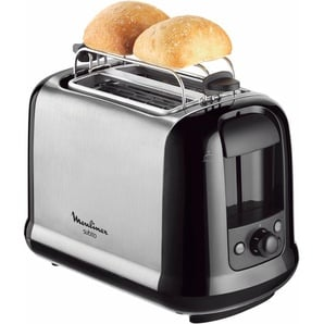 Toaster LT2618 Subito, silber, Moulinex