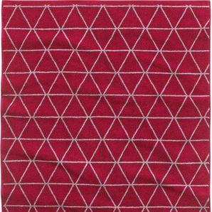 Handtücher »Triangle«, TOM TAILOR, mit Dreiecken versehen