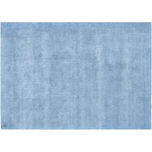 Tom Tailor Handtuft-Teppich  Powder ¦ blau ¦ 100 % Polyester ¦ Maße (cm): B: 50 Teppiche  Auslegware » Höffner