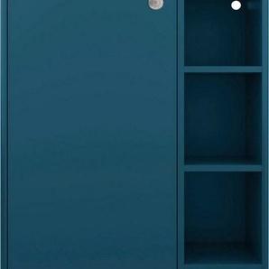 TOM TAILOR Midischrank »COLOR BATH« mit 1 Tür, mit Füßen in Eiche geölt, Breite 65 cm