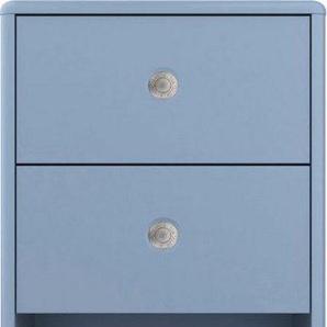TOM TAILOR Unterschrank »COLOR BATH« mit 1 Tür & 2 Schubladen, mit Push-to-Open, hängend montierbar, Breite 40 cm
