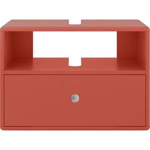 TOM TAILOR Waschbeckenunterschrank »COLOR BATH« mit 1 Schublade, mit Push-to-Open, hängend montierbar, Breite 65 cm