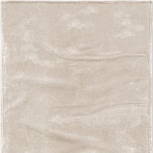Tom Tailor Wohndecke »Angorina«, 150x200 cm, hautfreundlich, weiß