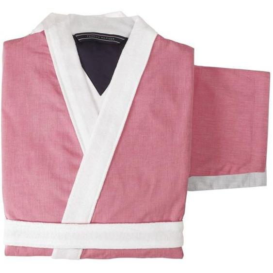 Tommy Hilfiger Chambray Kimono-Bademantel