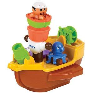 Tomy AQUA FUN Wasserspielzeug Piratenschiff