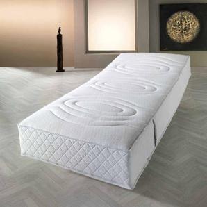 Tonnentaschenfederkern Matratze mit 7 Zonen Bezug waschbar