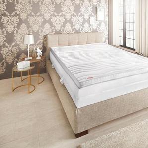 Kaltschaum-Topper, Schlaf-Gut, Raumgewicht: 35, Luxus TKS 4-Loch-Faser-Technologie