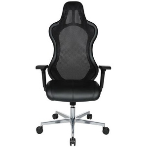 Topstar-Chair »Open Chief Premium« - silber - Wolle -