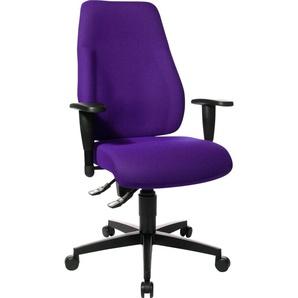TOPSTAR Drehstuhl Lady Sitness Einheitsgröße lila Bürostühle Arbeitszimmer und Büro Möbel sofort lieferbar