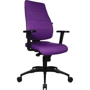 TOPSTAR Drehstuhl Syncro Soft Einheitsgröße lila Bürostühle Arbeitszimmer und Büro Möbel sofort lieferbar