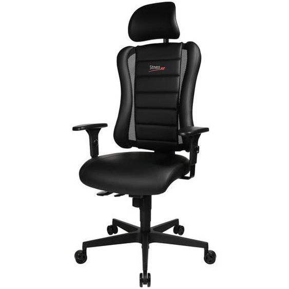 Topstar-Gamingchair »Sitness RS« - schwarz - Wolle -