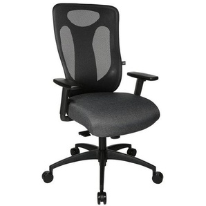 Topstar Ortho Sedis Comfort 20 Bürostuhl Anthrazit/Schwarz