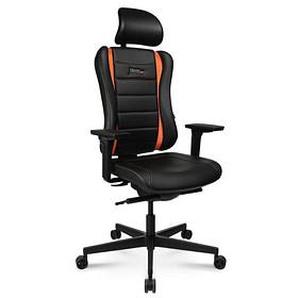 Topstar Sitness RS Pro Gaming Stuhl schwarz Kunstleder