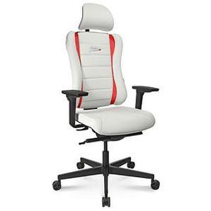 Topstar Sitness RS Pro Gaming Stuhl weiß Kunstleder