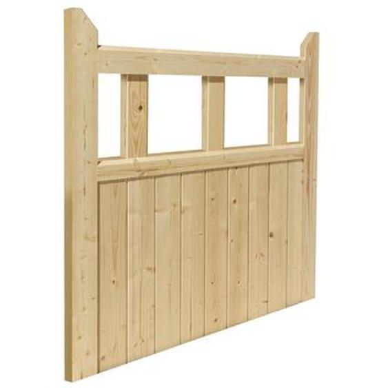 Tor aus Holz