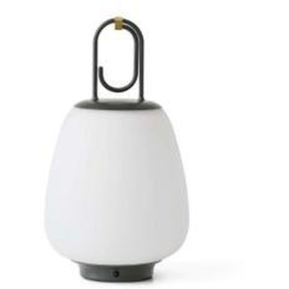 &tradition - Lucca SC51 Portable Akku LED Outdoor-Leuchte, moss grey