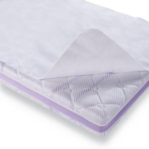 Träumeland Matratzenauflage »Moltonauflage«, 120x200 cm, weiß