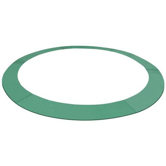 Trampolin-Randabdeckung PE Grün für 3,66 m Runde Trampoline