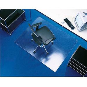 Transstat Bodenschutzmatte für Teppichböden
