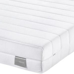 Traumnacht Easy Comfort Rollmatratze, Härtegrad 2 (H2), 90 x 200 cm, weiß