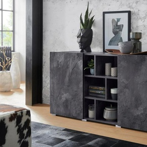 my home Sideboard, Breite 132,4 cm