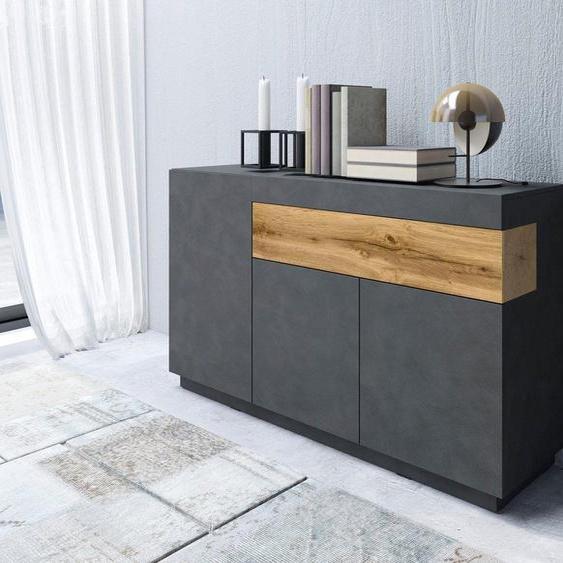 TRENDMANUFAKTUR Sideboard »SILKE«, Breite 150 cm