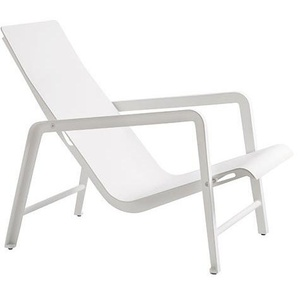 Tribù - Mirthe Sessel - white - outdoor
