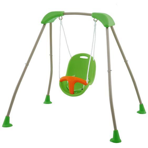 TRIGANO Funny Zusammenklappbare Babyschaukel Tatou 118 x 142 x 124 cm J-10180P8