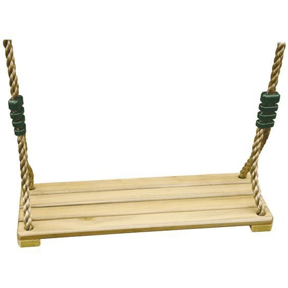 TRIGANO Holz-Schaukelsitz für Sets 1,9 - 2,5 m J-478