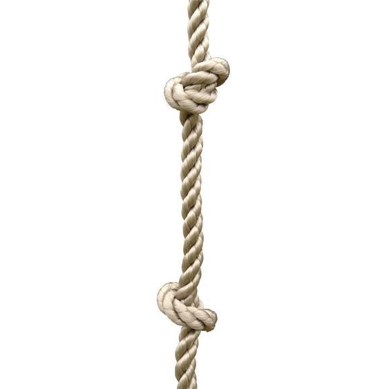 TRIGANO Kletterseil mit Knoten für Schaukelsets 1,9 - 2,5 m J-471