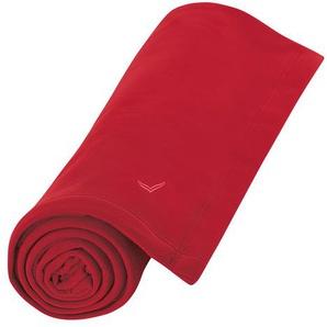 Trigema Fleecedecke Einheitsgröße braun Fleecedecken Decken Tagesdecken