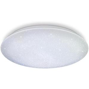 Trio LED-Deckenleuchte ,Weiß ,Kunststoff