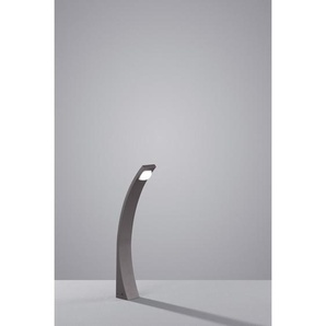 Trio LED-Sockelleuchte Seine Anthrazit EEK: A-A++