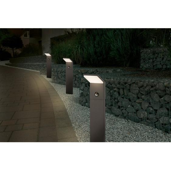 Trio LED-Stehleuchte Pearl mit Bewegungsmelder 50 cm EEK: A+