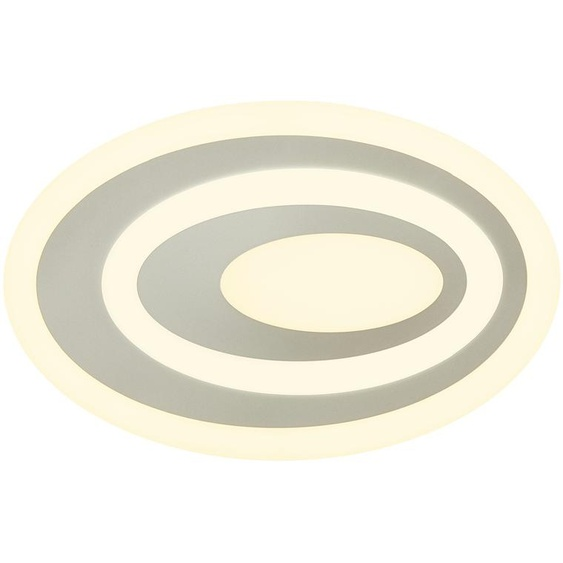 Trio LED-Wandleuchte   weiß  
