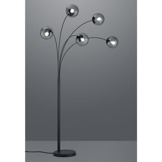 Trio Leuchten GmbH Stehleuchte , Grau , Glas , 30x180 cm