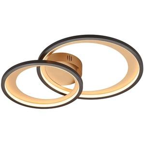 TRIO Leuchten LED Deckenleuchte »GRANADA«, LED Deckenlampe