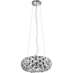 TRIO Leuchten Pendelleuchte »Spoon«, Hängeleuchte, Hängelampe, Leuchtmittel tauschbar