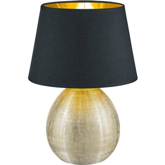 TRIO Leuchten Tischleuchte »Luxor«, Schnurschalter, Leuchtmittel tauschbar