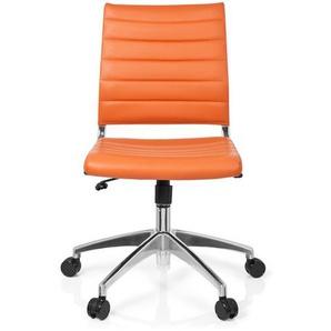 TRISHA - Profi Bürostuhl Orange