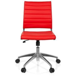 TRISHA - Profi Bürostuhl Rot