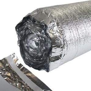 Trittschalldämmung Dampfsperre ALU 500 m² 2 mm PE Schaum Laminat Unterlage - KK VERPACKUNGEN