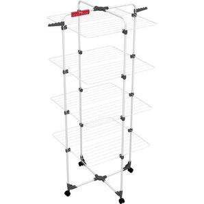 Trockner vertikaler für Wäsche VILEDA Mixer 4 157237 (Interner stehende weiße Farbe)