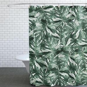 Tropicale IV-Duschvorhang