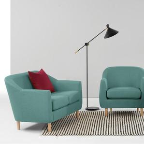 Tubby Sessel, Blaugruen