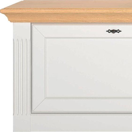TV-Bank »Maisonette«, 192x49x44 cm (BxHxT), WEHRSDORFER, Material Spanplatte, Metall,  lackiert